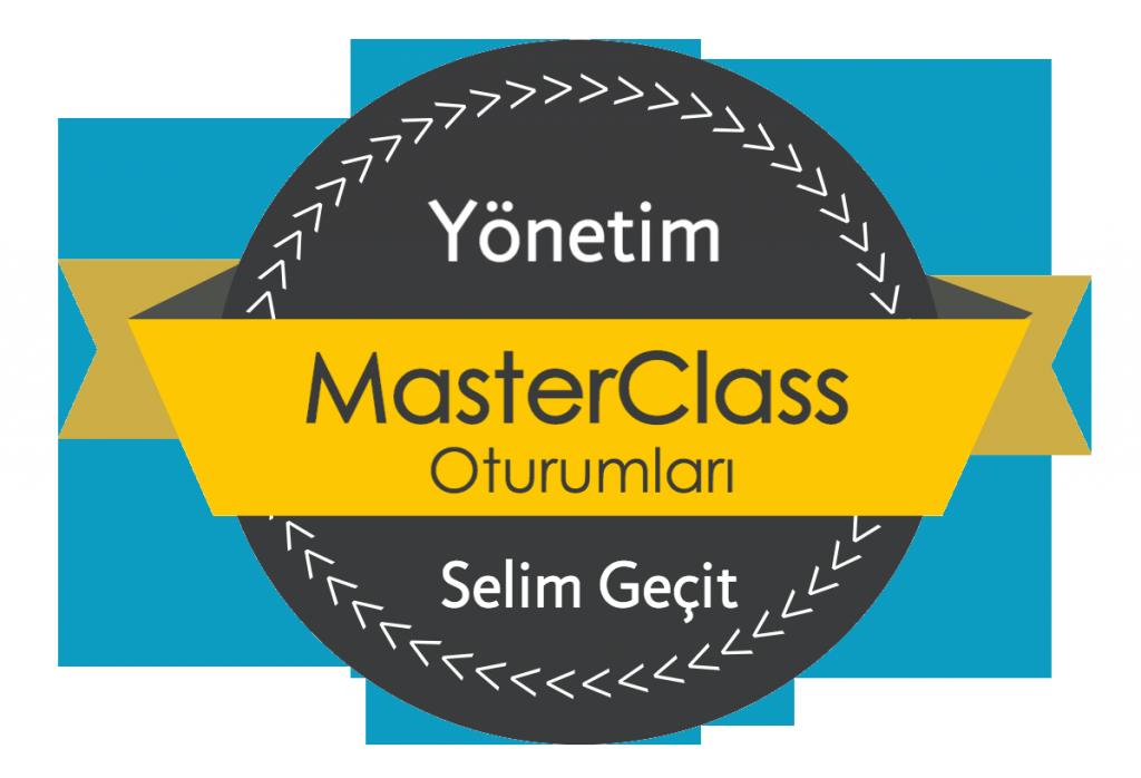Yönetim masterCLass logo