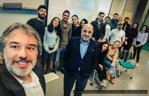 2019 CASE studies lectureres photo 1 selim geçit