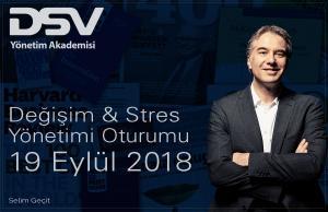 18-19 Eylül 2018 Değişim Ve Stres Yönetimi