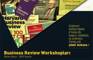 12 April Business Review Workshop Selim Geçit@KPMG 2