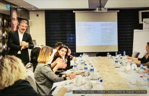 Pearson 13 selim geçit Karar Verme 30 Nisan Ankara