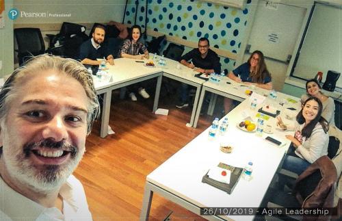 Agile Leadership 26 ekim 2019 selim geçit 2