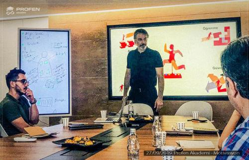 Profen Akademi  BR workshop Selim geçit motivasyon 5