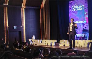 9 Mart - Talent Summit 2019 Selim geçit 7